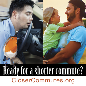 There is hope for all you BC long commuters. 10,000 closer commutes are coming soon.